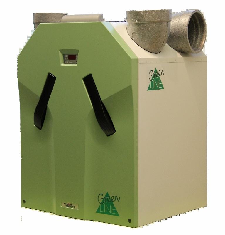Ventilation units D