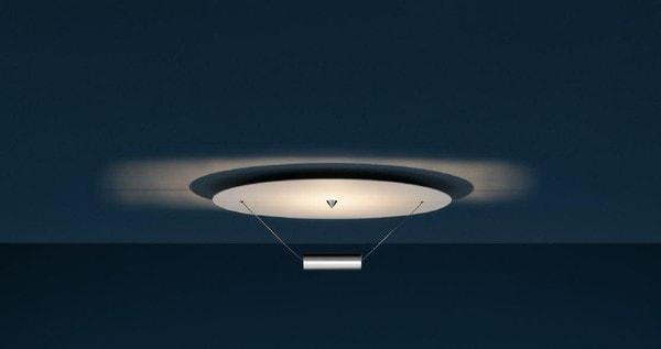 Catellani & Smith Disco LED Triac dim CS DSOLW Weiß
