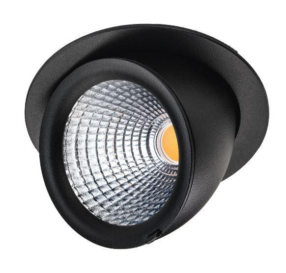 SG Lighting Exclusive Midi LED Dali SG 902629 Schwarz